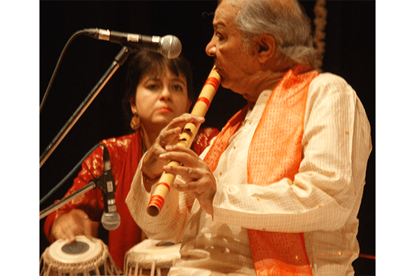 Flute Maestro, Pandit Hariprasad Chaurasia