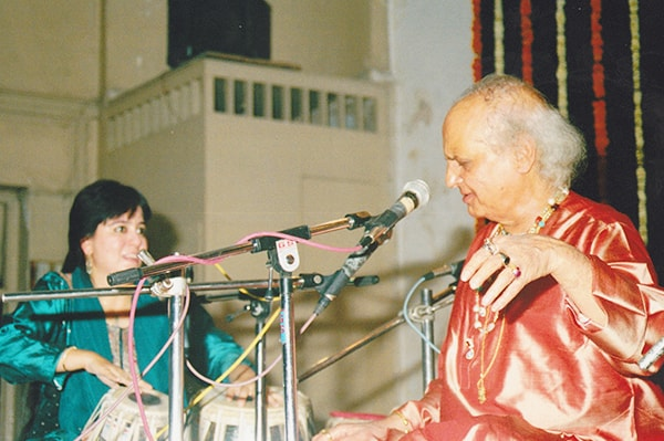 Sangeet Martand, Pandit Jasraj