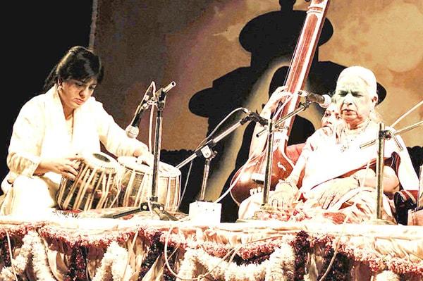 Thumri Queen, Pandita Girija Devi