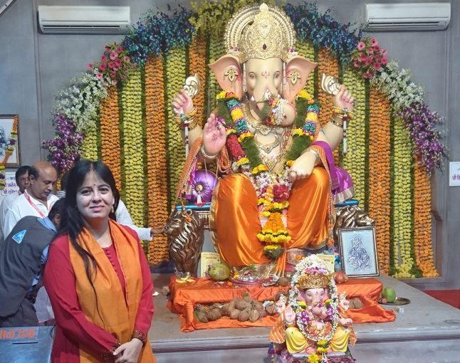 Anou-khi Ganesh Vandana