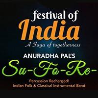 Anuradha Pal's SuFoRe at Festival of India, Qatar