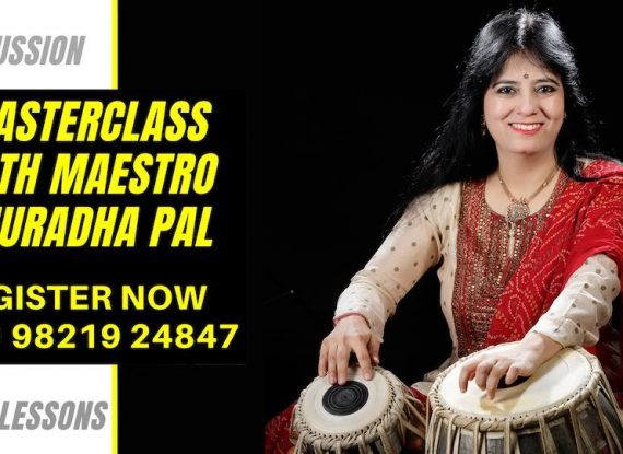 MasterClass with Anuradha Pal